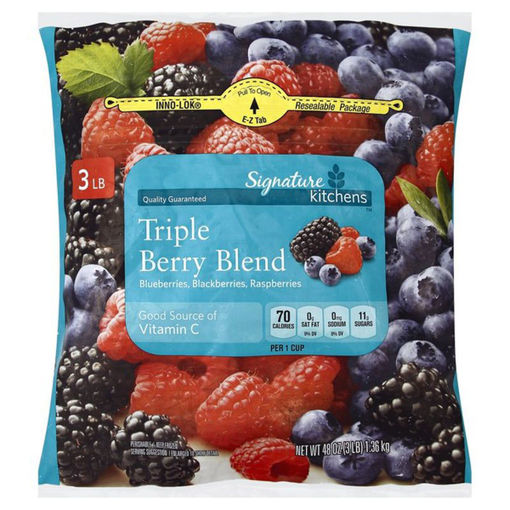 Picture of Signature SELECT Berry Blend Triple