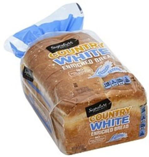 Picture of Signature SELECT Bread Country White