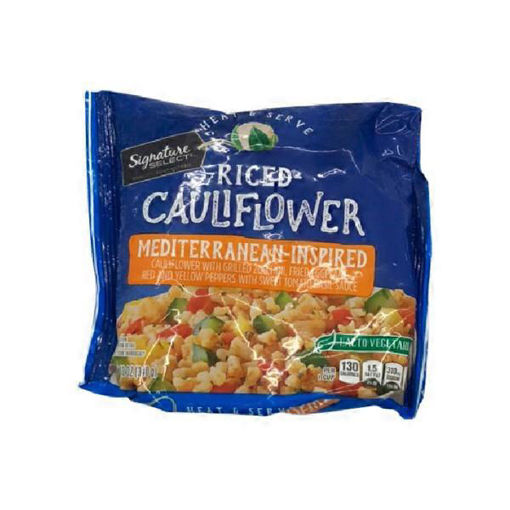 Picture of Signature SELECT Cauliflower Riced Mediterranean Inspired