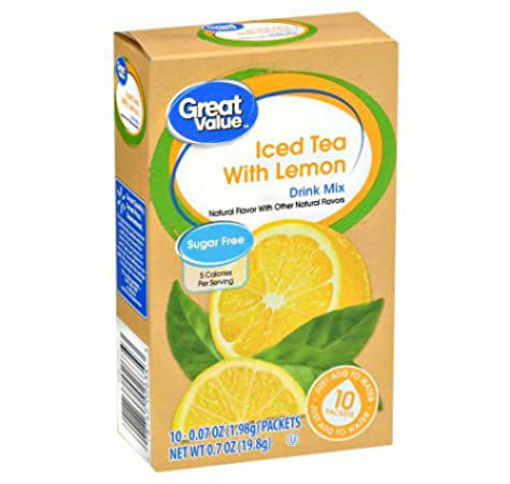 Picture of Signature Select Drink Mix Iced Tea Lemon