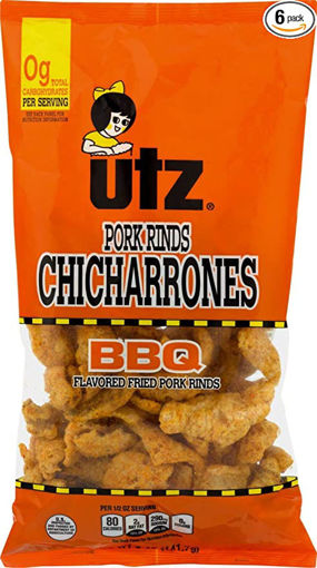 Picture of Signature SELECT Fried Pork Rinds Original