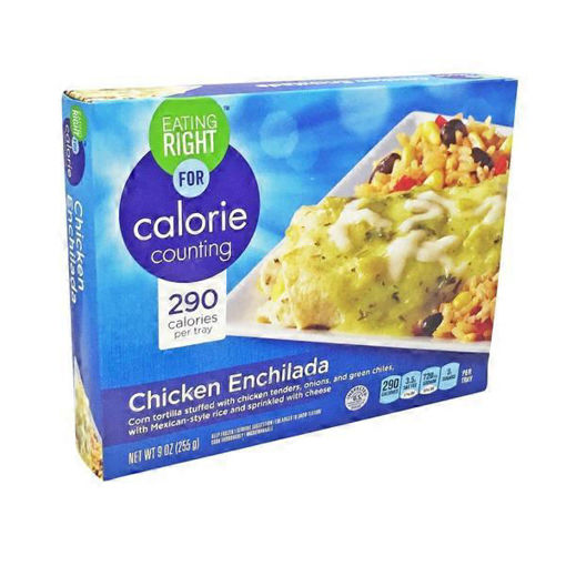 Picture of Signature SELECT Frozen Meal Chicken Enchilada