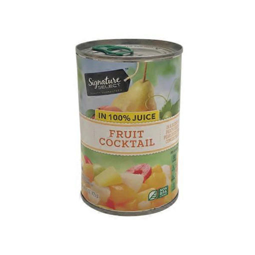 Picture of Signature SELECT Fruit Cocktail in 100% Juice Can