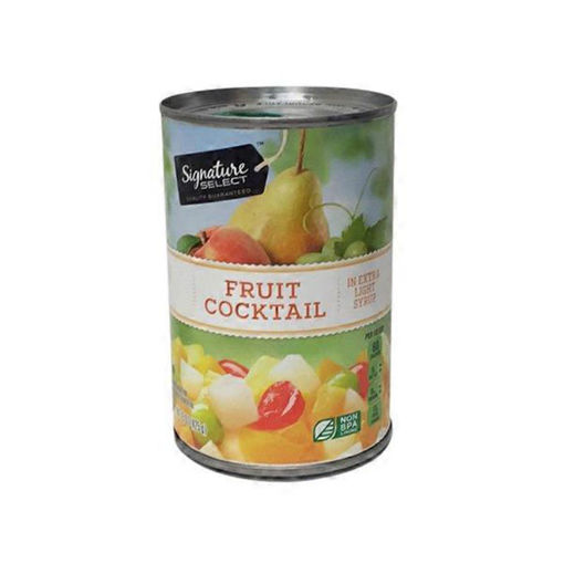 Picture of Signature SELECT Fruit Cocktail in Extra Light Syrup Can