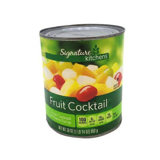 Picture of Signature SELECT Fruit Cocktail in Heavy Syrup Can