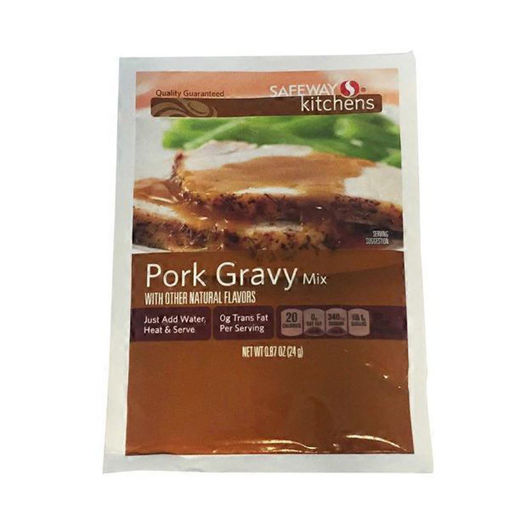 Picture of Signature SELECT Gravy Mix Pork