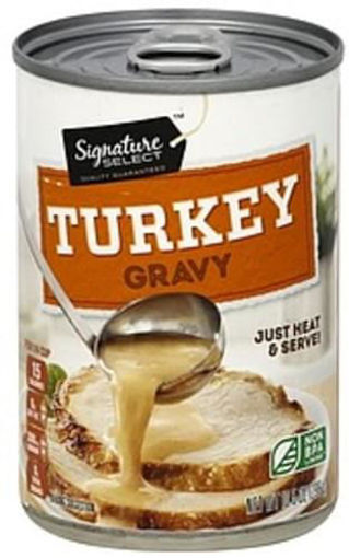 Picture of Signature SELECT Gravy Turkey