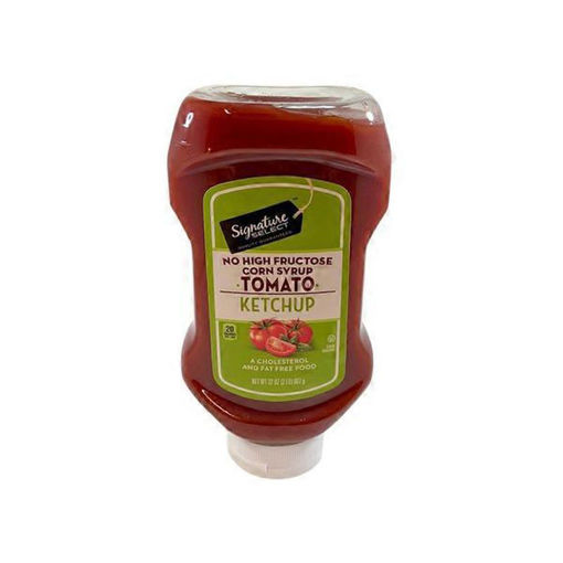 Picture of Signature SELECT Ketchup No High Fructose Corn Syrup