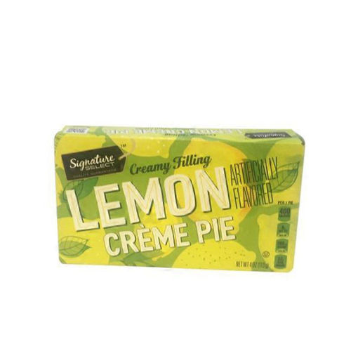 Picture of Signature SELECT Lemon Creme Snack Pie