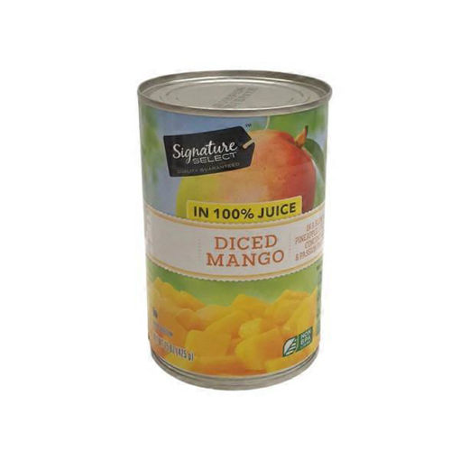 Picture of Signature SELECT Mango Diced In Juice