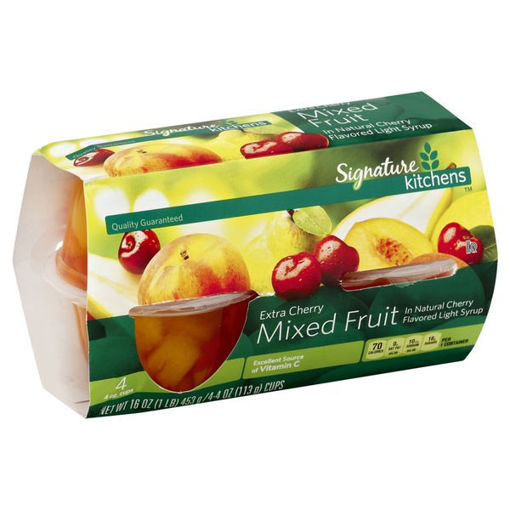 Picture of Signature SELECT Mixed Fruit Extra Cherry Cups