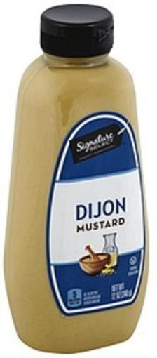 Picture of Signature SELECT Mustard Dijon Bottle