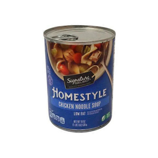 Picture of Signature SELECT Soup Homestyle Chicken Noodle