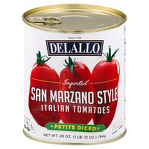 Picture of Signature SELECT Tomatoes Whole San Marzano Style