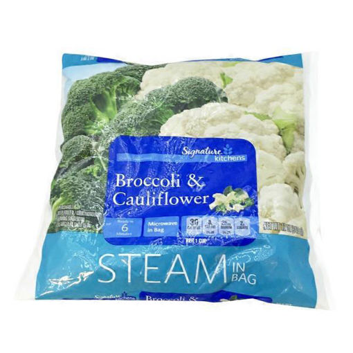 Picture of Signature SELECT Vegetables Winter Blend Broccoli & Cauliflower