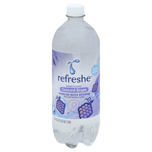 Picture of Signature SELECT Water Sparkling Concord Grape