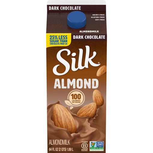Picture of Silk Almondmilk Dark Chocolate