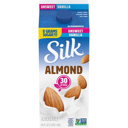 Picture of Silk Almondmilk Vanilla Unsweetened