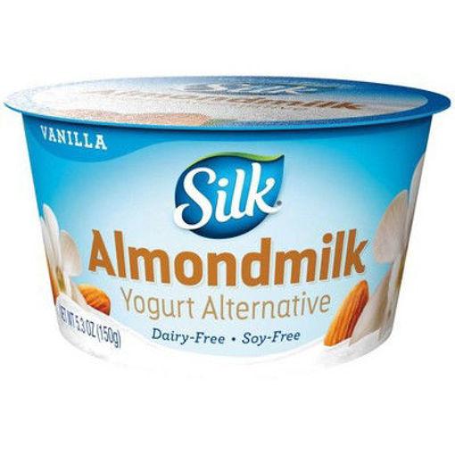 Picture of Silk Yogurt Alternative Dairy-Free Almondmilk Vanilla