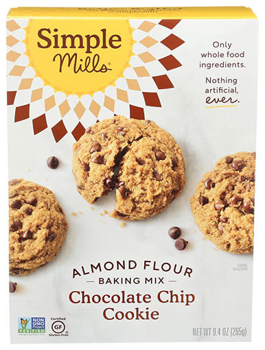 Picture of Simple Mills Almond Flour Mix Chocolate Chip Cookie