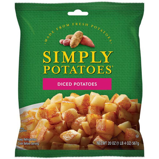 Picture of Simply Potatoes Potatoes Diced