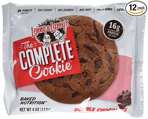 Picture of The Complete Cookie Double Chocolate