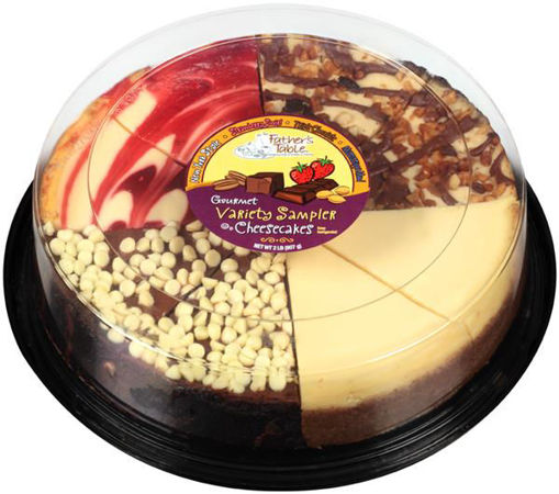 Picture of The Fathers Table New York Style Cheesecake 40 Oz