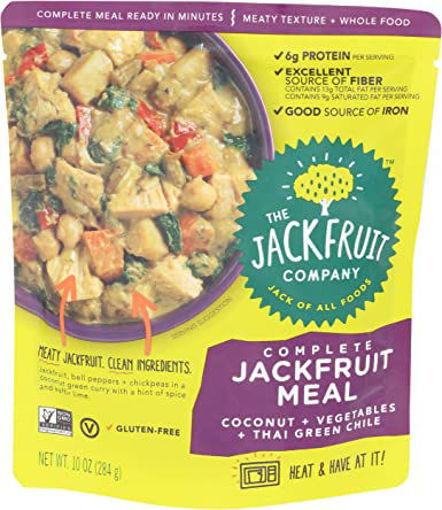 Picture of The Jackfruit Company Sesame Ginger Jackfruit