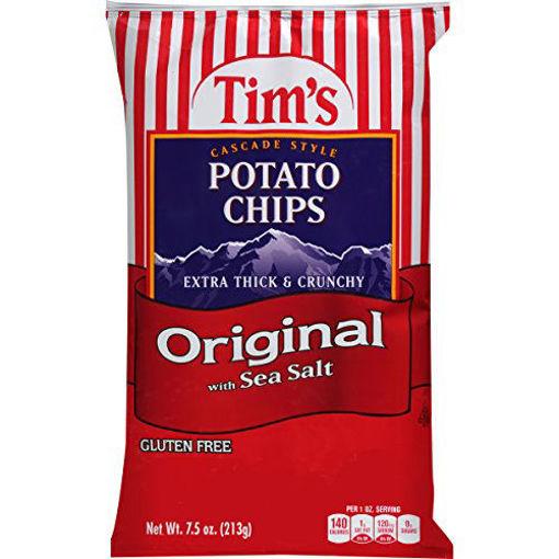 Picture of Tims Original Potato Chips Sea Salt