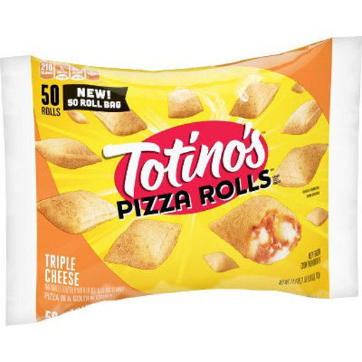 Picture of Totinos Pizza Rolls Triple Cheese