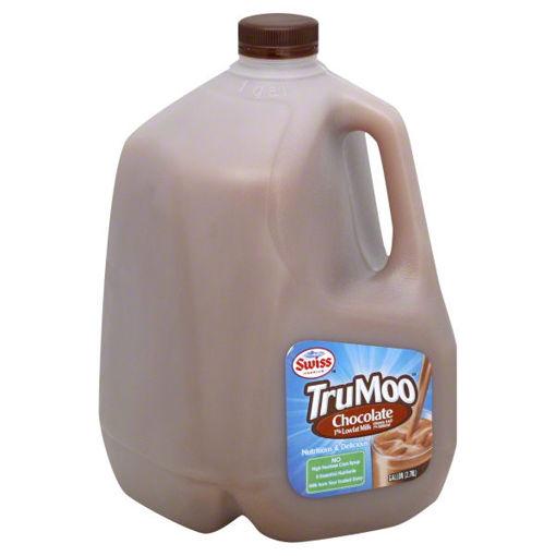 Picture of TruMoo Milk Lowfat 1% Milkfat Chocolate