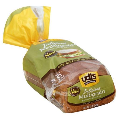 Picture of Udis Gluten Free Bread Multigrain