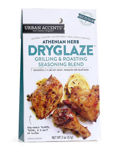 Picture of Urban Accents Dry Glaze Athenian Herb Honey Thyme & Sundried Tomato