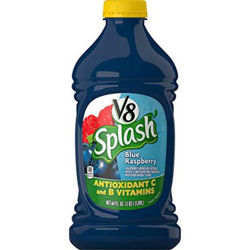 Picture of V8 Splash Blue Raspberry