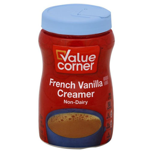 Picture of Value Corner Creamer Non-Dairy French Vanilla