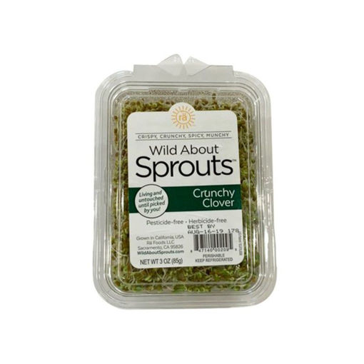 Picture of Wild About Sprouts Crunchy Clover