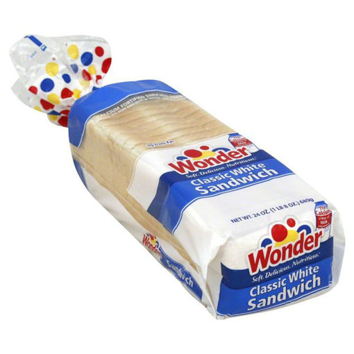 Picture of Wonder Bread Classic White