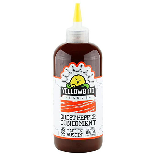Picture of Yellowbir Condiment Ghost Pepper