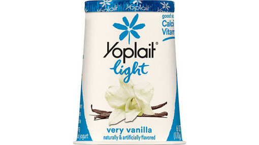 Picture of Yoplait Light Yogurt Fat Free Very Vanilla