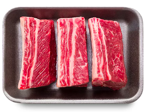 Picture of USDA Choice Beef Chuck Short Ribs