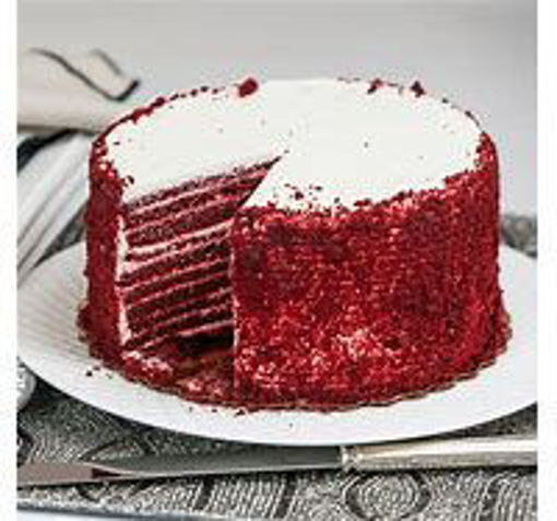 Picture of Bakery Cake Red Velvet 8 Inch2 Layer