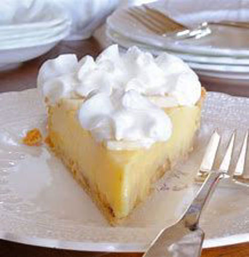 Picture of 9 Inch Banana Cream Pie