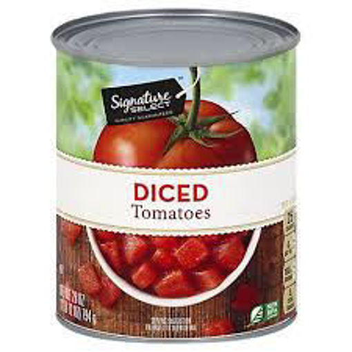 Picture of Signature SELECT Tomatoes Diced