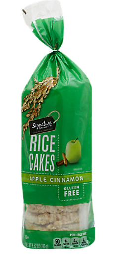 Picture of Signature SELECT Rice Cakes Apple Cinnamon