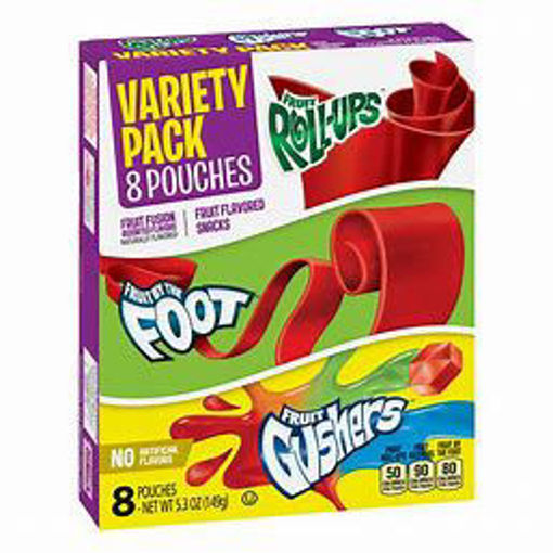 Picture of Bc Fruit Rollup/Fruit By The Foot/Fruit Gushers Vp