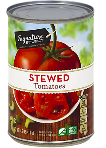 Picture of Signature SELECT Tomatoes Sliced Stewed