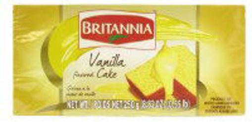 Picture of Britannia Vanilla Cake 250g
