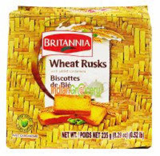 Picture of Britannia Wheat Rusk 235g