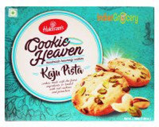 Picture of Haldiram's Kaju Pista Cookies 200g