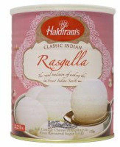 Picture of Haldiram's Rasgulla 1kg